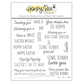 Hoppy Easter 6x6 Stamp Set