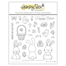 Easter Buddies 6x6 Stamp Set