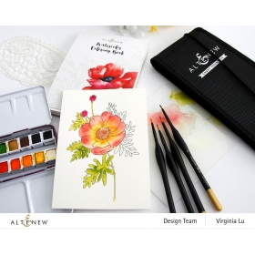 Artists' Watercolor Brushes...