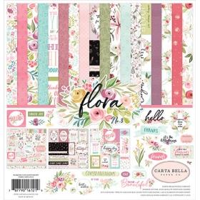 """Flora No.3 12x12""""..."""