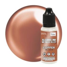 Alcohol Ink Metallics Copper
