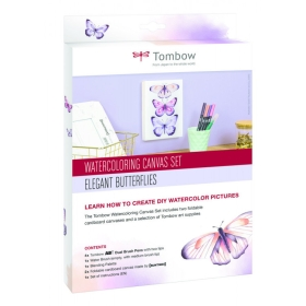 Tombow Watercoloring Canvas...