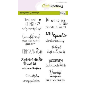 CraftEmotions Clearstamps...
