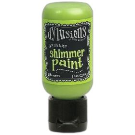 Fresh Lime - Shimmer Paint