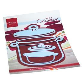LR0705 - Cooking Pots