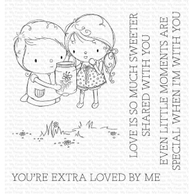 Firefly Friends Clearstamps