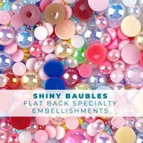 Shiny Baubles Embellishment...
