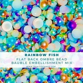Rainbow Fish Baubles...