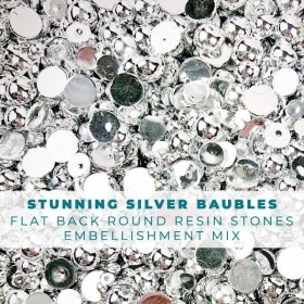 Stunning Silver Baubles...