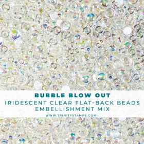 Bubble Blow Out - Flat-back...