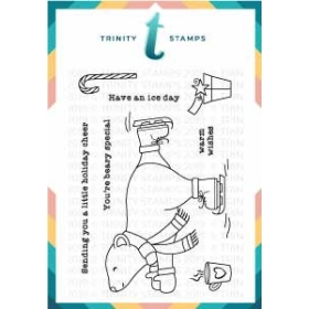Have an Ice Day 3x4 Stamp Set