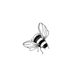 LAV132 - Bee Miniature