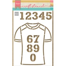 PS8087 - Team Shirt A5