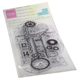 MM1644 - Art Stamps – Airplane