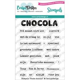 Stempels Foute Chocola