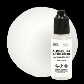 Alcohol Ink Glitter Accents...