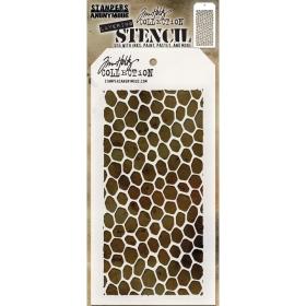 THS105 - Hive Layering Stencil