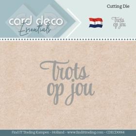 Card Deco Essentials - Dies...