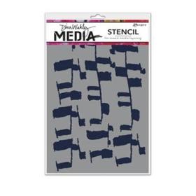Dina Wakley Media Stencils...