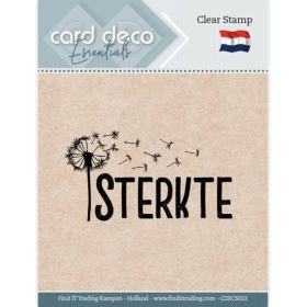 Clear Stamps - Sterkte