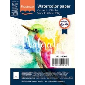 Florence • A6 Aquarelpapier...