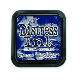 Distress Ink Pad - Chipped...