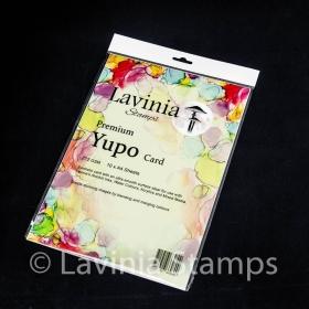 Lavinia Yupo Card A4 - 10st.