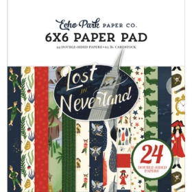"Lost In Neverland 6x6""..."