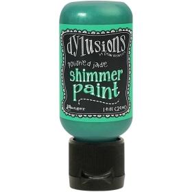 Polished Jade - Shimmer Paint