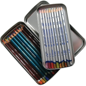 Pencil Tin Empty