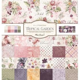 Tropical Garden - 12x12...