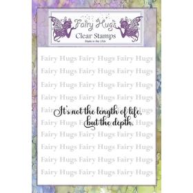 Fairy Hugs Stamps - Depth