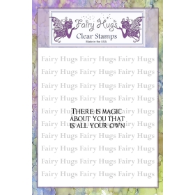 Fairy Hugs Stamps - About You
