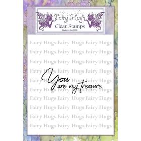 Fairy Hugs Stamps - Treasure