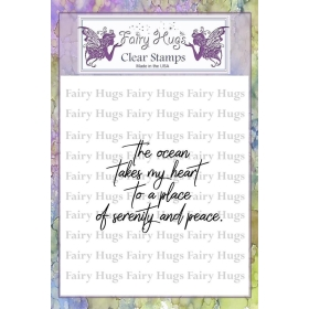 Fairy Hugs Stamps - Serenity