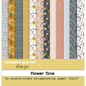 Paper Collections – Flower...