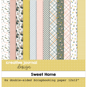 Paper Collections – Sweet Home