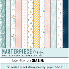 Paper Collections – Sea Life