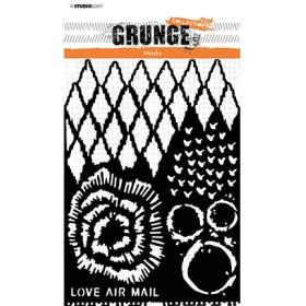 Studio Light - Mask Grunge...