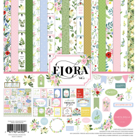 Flora No.4 30x30 Collection...