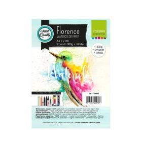 Florence • A5 Aquarelpapier...
