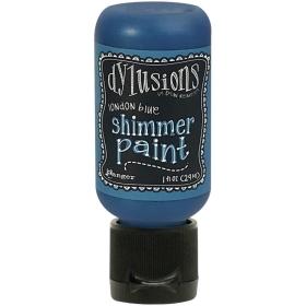 London Blue - Shimmer Paint