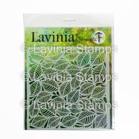 Lavinia Stencil - Flurry
