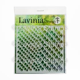 Lavinia Stencil - Charming