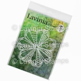 Lavinia Stencil - Flower Mask