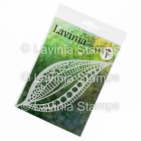 Lavinia Stencil - Tall Leaf...