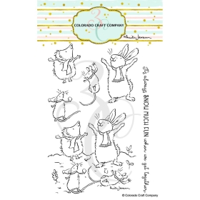 Get Together Clearstamps -...