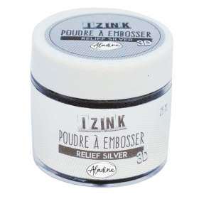 Izink Relief Silver...