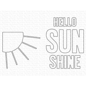 Hello Sunshine Die-namics