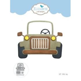 1622 - Safari Jeep
